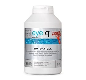 Image of   Eye Q Chews (360 kap)