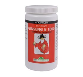 Billede af GinsengPanaxG1000 (90kap)