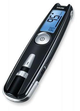 Billede af Beurer GL 50 USB Blodsukkermåler (Sort)