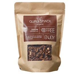 Granola cocoa luxus guru Snack Ø (500 g)