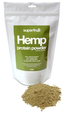 Superfruit Hemp Proteinpulver