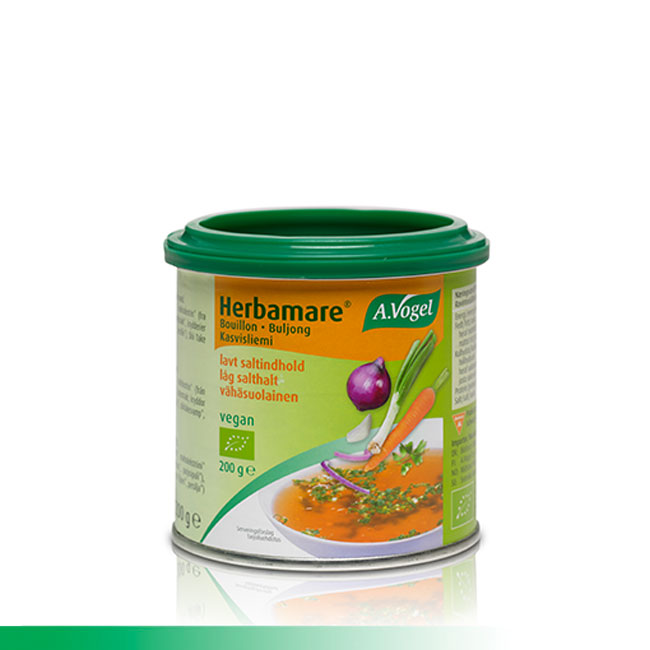 Image of   A. Vogel Herbamare Urtebouillon Ø (200 g)