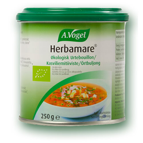Image of   A. Vogel Herbamore Urtebouillon Ø (250 g)