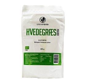 Image of   Hvedegræs pulver Ø (200 g)