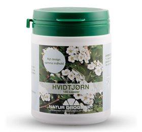 Natur Drogeriet Hvidtjørn 300 mg (180 kapsler)