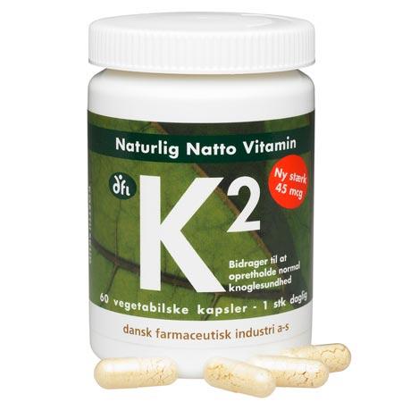 Billede af Vitamin K2