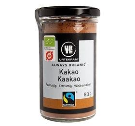 Image of   Kakao fairtrade 10-12% Ø (110 g)