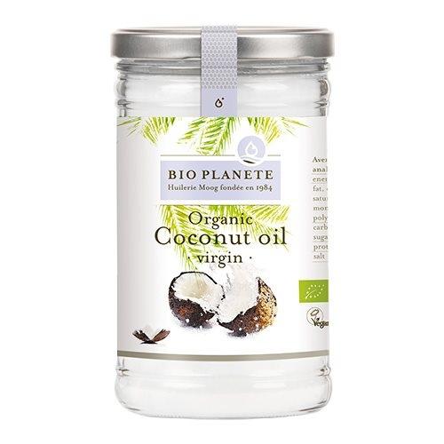 Image of   Kokosolie koldpresset jomfru Ø (1 l)