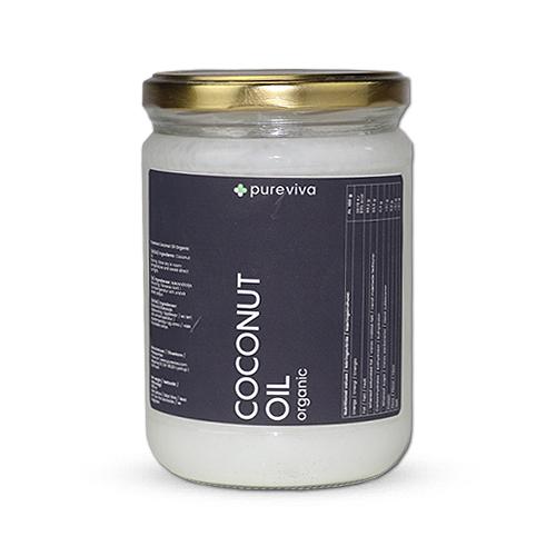 Pureviva kokosolie fra Viivaa