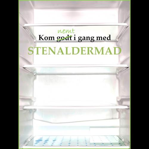 Image of   Kom Nemt i gang med Stenaldermad (E-bog)