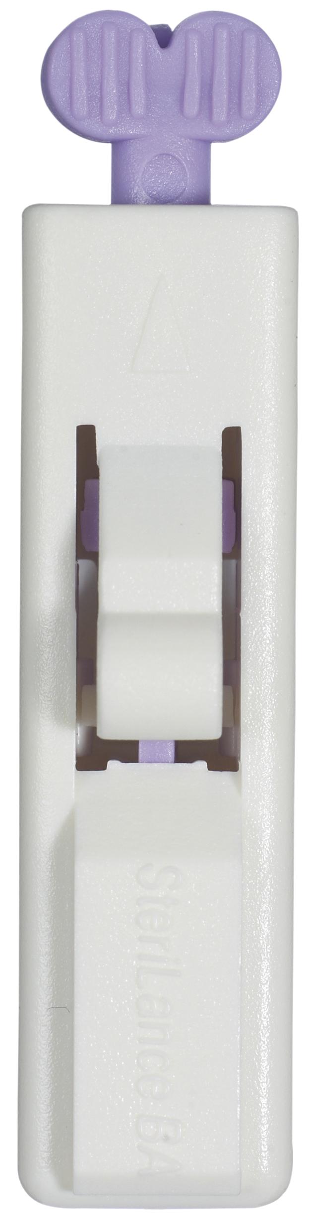 Image of Vitrex Lancet til Blodsukkermåling 1,8 mm (Lilla)