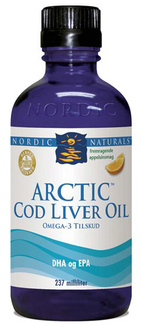Arctic Cod Liver Oil (474ml)