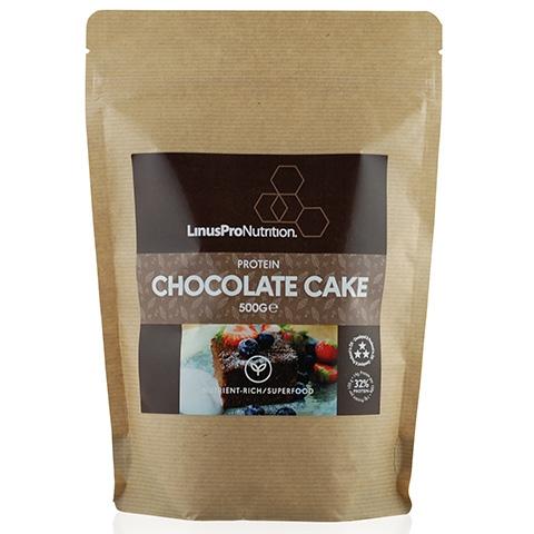 Image of   LinusPro Proteinkage mix chokolade (500 g)