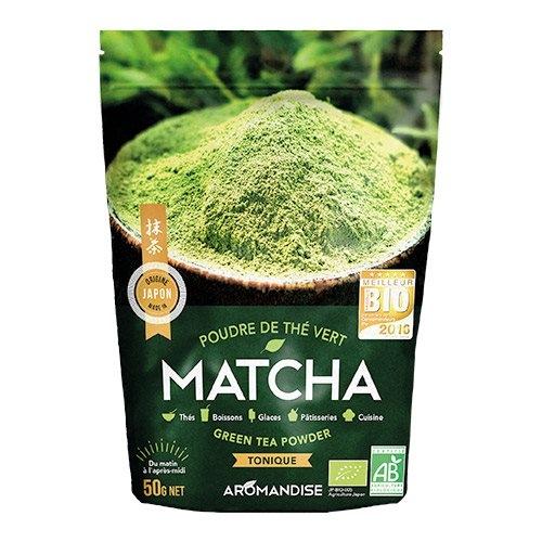Matcha te (green tea powder) Ø (50 g)