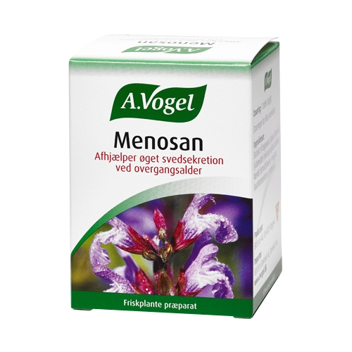 Image of   A. Vogel Menosan (Saviforce) (90 tabs.)