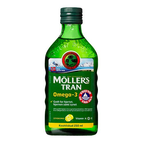 MøllersTranmedcitrus (250ml)