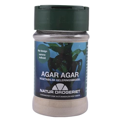 Image of   Agar-Agar Pulver (50g)