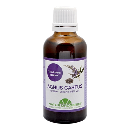 Image of   Agnuscastusdråber (50ml)