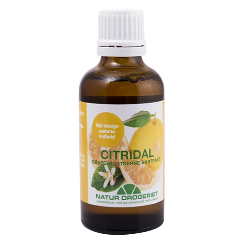 Citridaldråber (50ml)