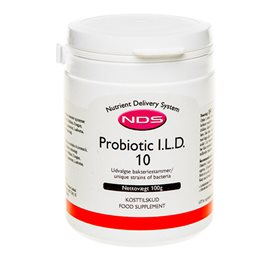 Billede af NDSI.L.D.10Probiotic (100g)
