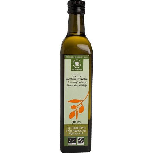 Urtekram olivenolie fra Viivaa