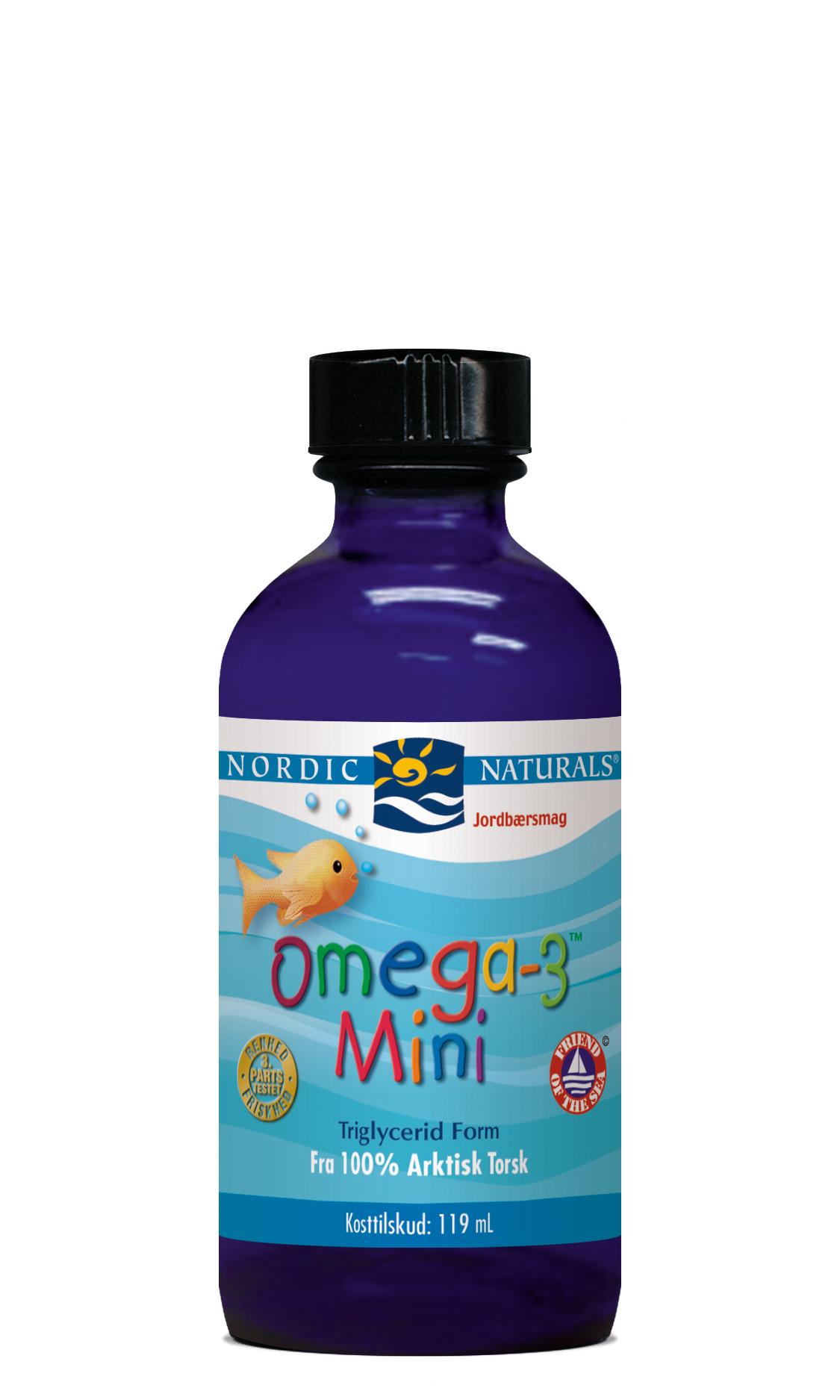 Omega-3 mini (119 ml)