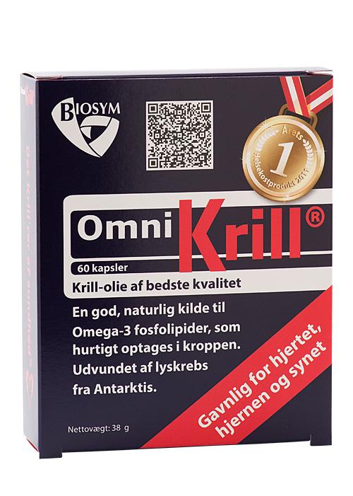 Image of   Omnikrill (60 kap)