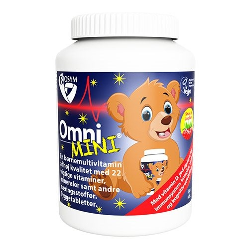 Image of   Biosym OmniMINI (80 tab)