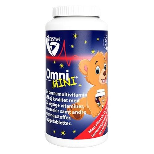 Image of   Biosym OmniMINI Multi (160 tab)