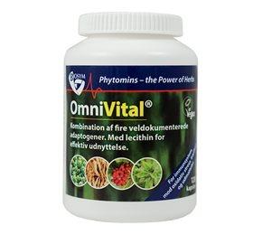 Image of   Biosym OmniVital (120 kapsler)