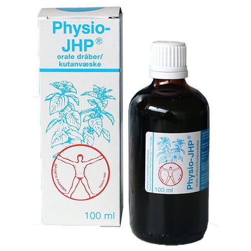 Physio-JHP olie 950 mg, gr (100 ml)