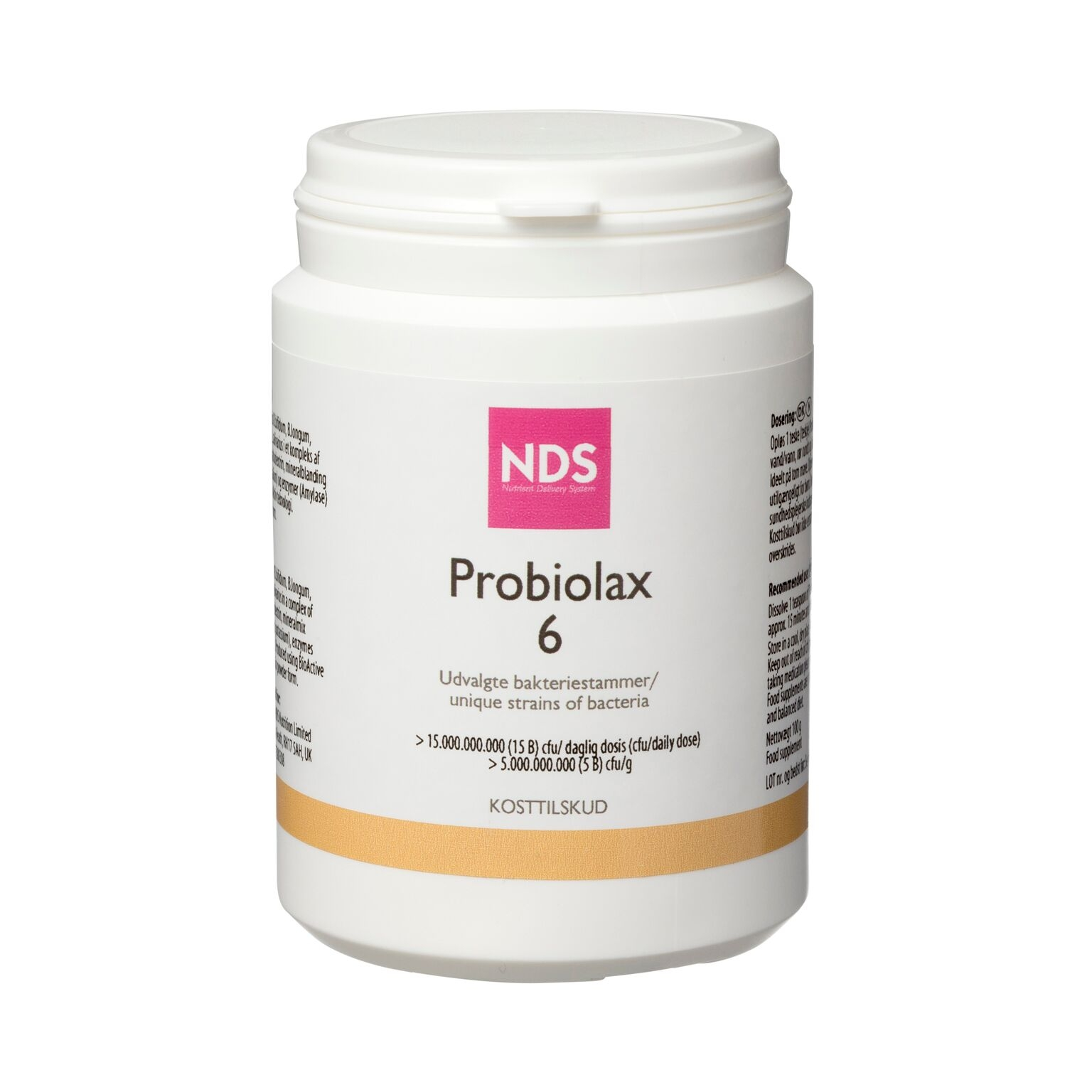 NDSProbiolax6 (100g)