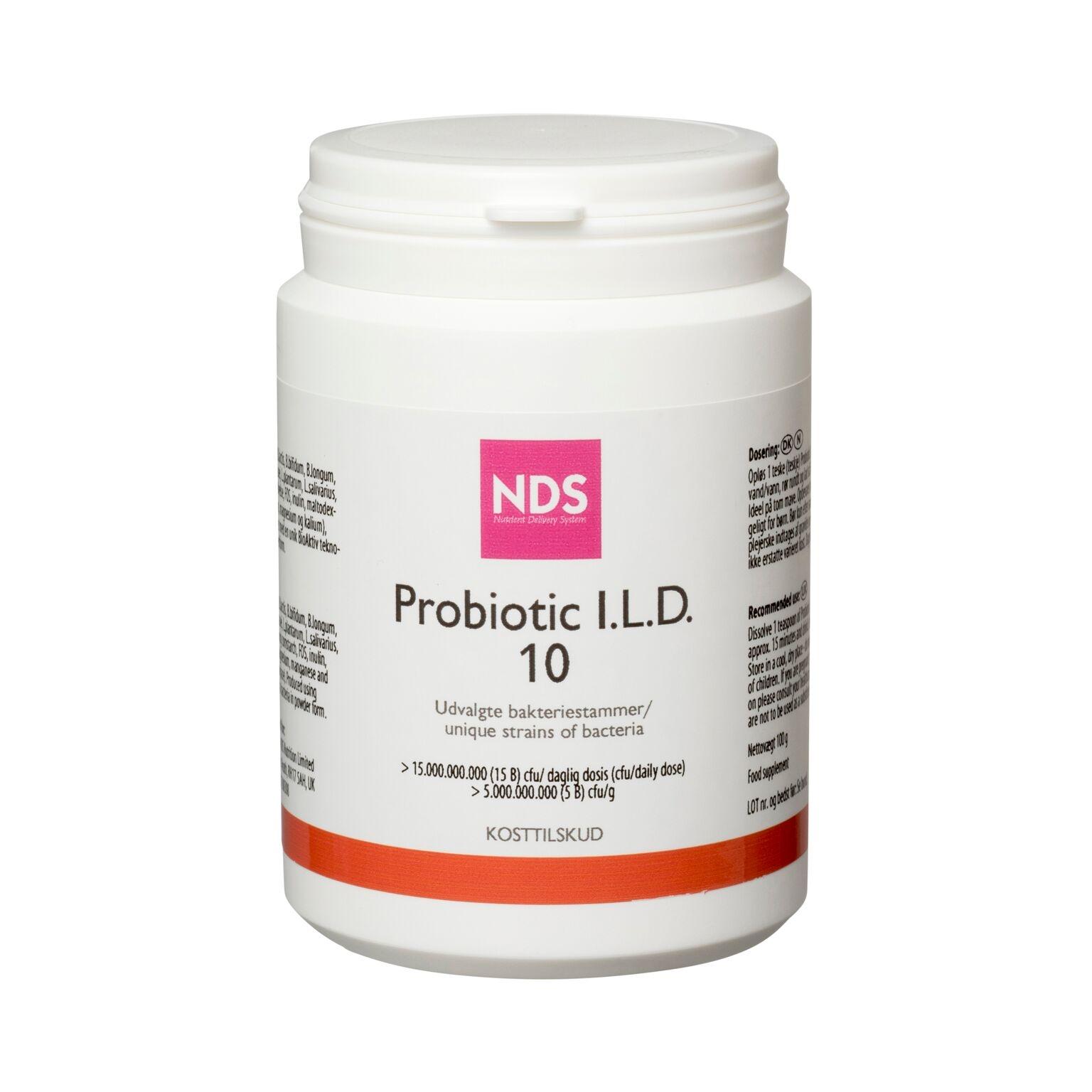 NDSI.L.D.10Probiotic (100g)