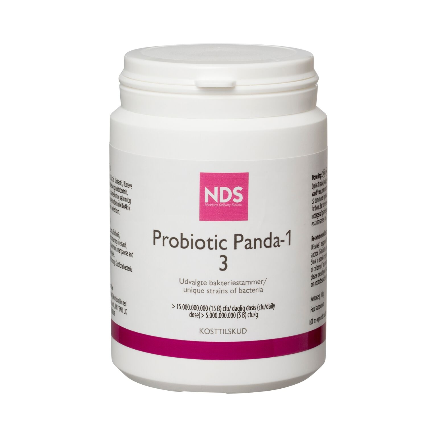 NDSProbioticPanda1 (100g)