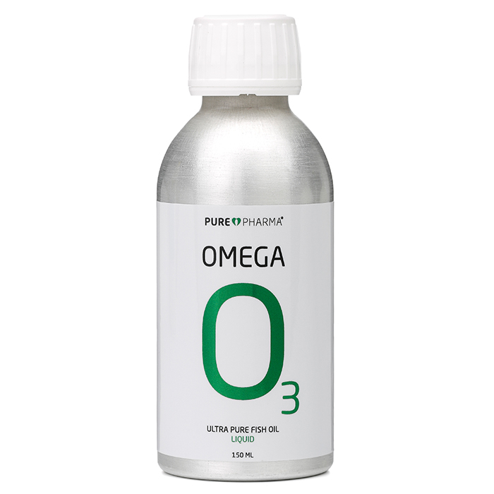 Billede af PurePharma Omega-3 O3 Liquid (150 ml)
