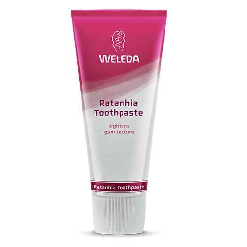 Image of   Rathania Toothpaste Weleda (75 ml)