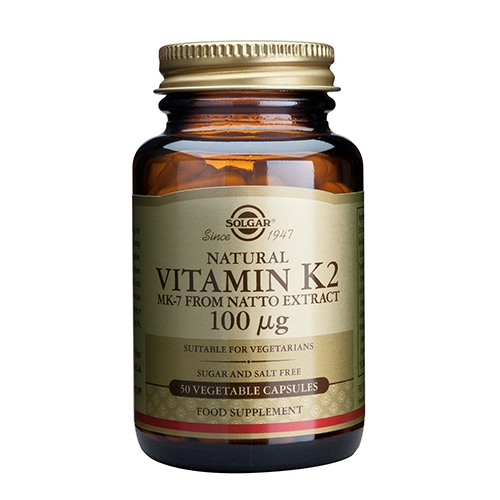 Billede af K2 Vitamin (50 kap)