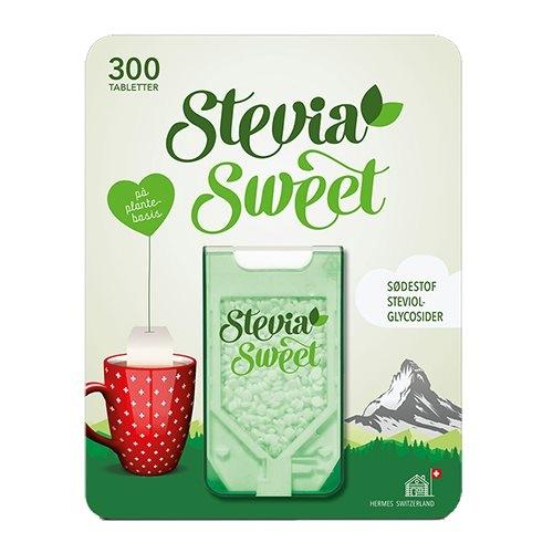 Image of Hermesetas SteviaSweet sødetabletter (300stk)