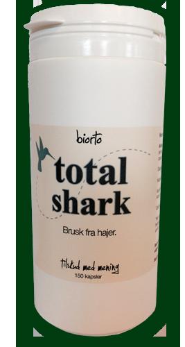 Image of   Biorto Total Shark (150 kapsler)
