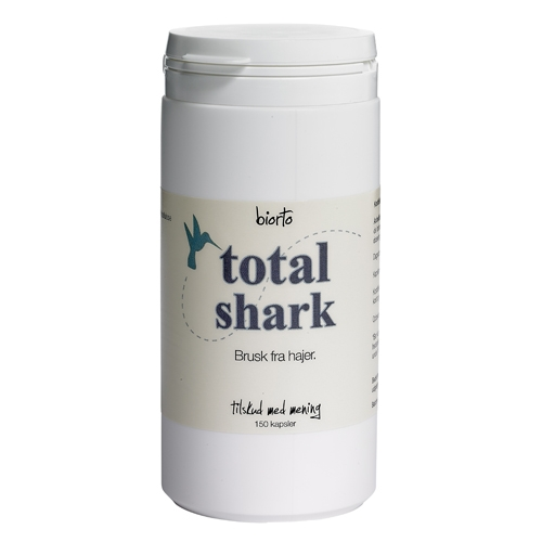 Image of   Biorto Total Shark (150 kapsler)