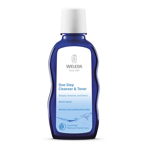 Image of   One-Step cleanser & toner Weleda (100 ml)