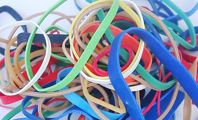 elastik øvelser