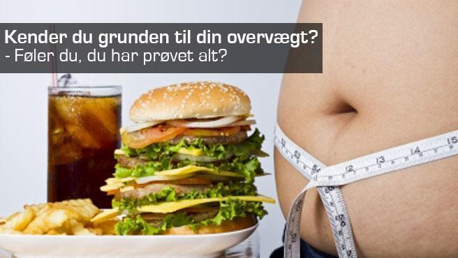 Derfor er du overvægtig