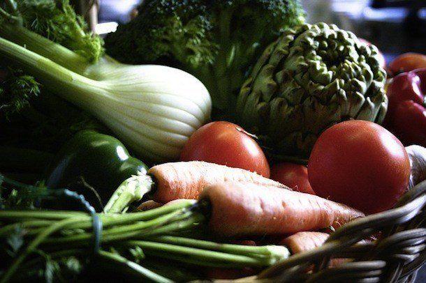 opbevaring af mad